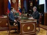 Дмитрий Медведев обсудил с главой Коми энергетические проекты и тарифы на электричество - Первый канал
