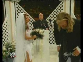 Edge and Lita Wedding 2005 pt2