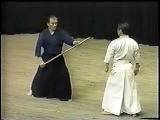 Shinto muso ryu embu Matsumura sensei (1)