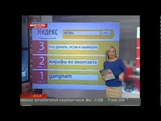 Яндекс. Рейтинг самых популярных запросов