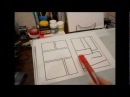 Manga # 2 Как рисовать мангу Секреты раскадровки