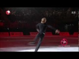 Evgeni Plushenko - Tango Roxanne (Artistry on Ice 2012, Shanghai) TV Dragon