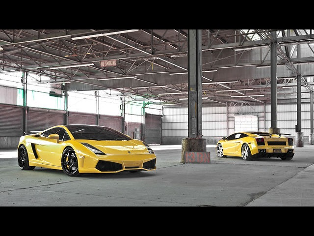 IMS Automotive Design Lamborghini Gallardo