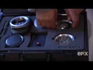 Iron Man 2 Behind the scenes : Arc Reactor