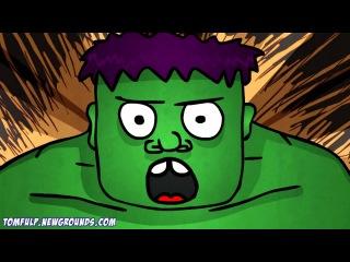 Marvel vs Capcom 3 - Hulk