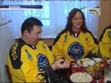 ТК Донбасс Фаны суперфинала Континентального Кубка 2013