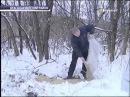 ТК Донбасс - Спасение диких животных от голода