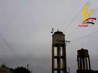 Hama- Krmaz Beldesi Teröristlerden Tamamen Temizlendi - Halk Komiteleri Bayrak Asıyor
