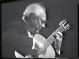 Андрес Сеговия исполняет И.Альбенис