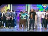 КВН 2012 Премьерка вторая 1/2 - Разминка