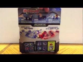 Monsuno Toy Opening - #02 Quickforce Core-Tech