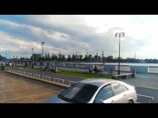 Виртуальная прогулка по набережной Ижевского пруда