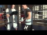 Видеоурок: отработка бокового удара (ЦСЕ Чемпион)