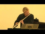 Nikolay Mokhov SOLO FLUTE  Diaphonic Suite for flute RUTH CRAWOFORD SEEGER 1 of  4