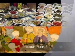 Турецкая кухня Десерты,гид-экскурсовод по стамбулу