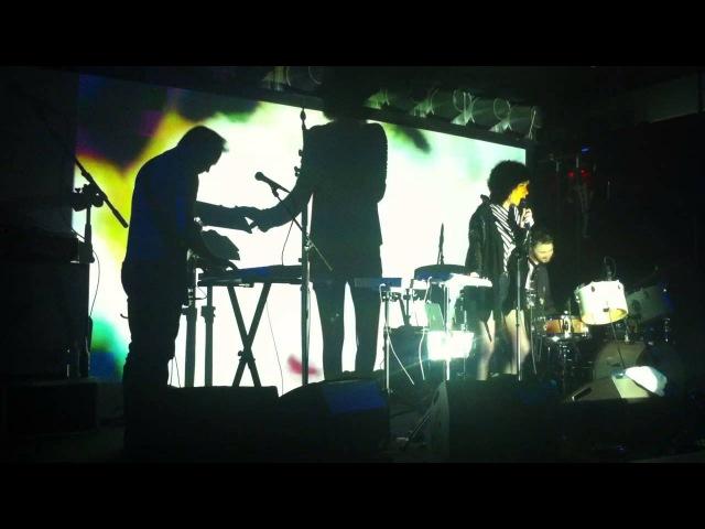 Ultraista - Smalltalk (Live in Berlin 041212)