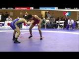 2012 Финал 55 KG - Нью Йорк - Yosuke Kawano (JPN) vs. Azamat Tuskaev (RUS)