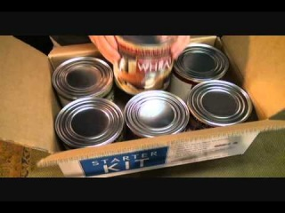 LDS Cannery Long Term Food Storage