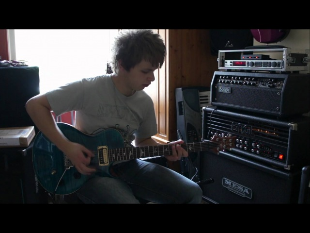 ENGL E670 Special Edtion 6L6 Demo HD - Matt Chalk