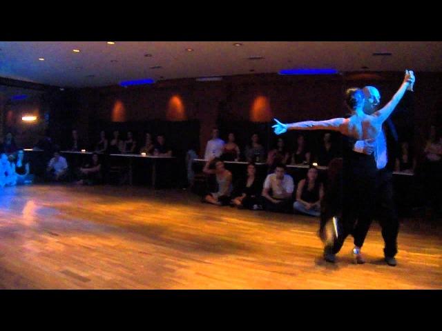 (3) Alberto Colombo Mariela Sametband @ El Yeite Tango Club