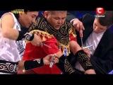 Украина мае талант 5 - Нурлан Алишеров 16.03.13 Донецк
