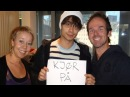 Alexander Rybak on Radio P4 - Relationship Therapist. 13.10.12