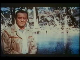 THE ALAMO 1960 JOHN WAYNE TRAILER