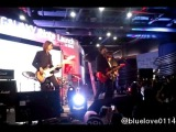 [FANCAM] 120818 Презентация SAMSUNG GALAXY NOTE 10.1 CNBLUE Hey you