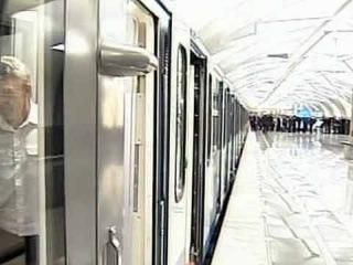 Открылась 186-я станция московского метро — `Новокосино` - Первый канал