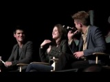Rob and Kristen Favorite Movie 'The Runaways' and 'Remember Me' Twilight Eclipse Convention LA