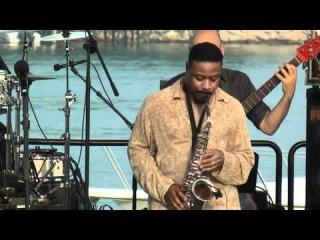 Jazz on the River - Jeff Kashiwa, Kim Waters, Steve Cole - August 2011
