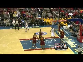 NBA Preseason - Cleveland Cavaliers Vs Philadelphia 76ers Highlights 17 October 2012 Nbacircle.com