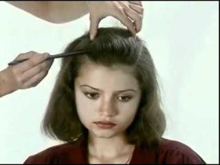 Uroki Domashnego Parikmakhera / Уроки домашнего парикмахера