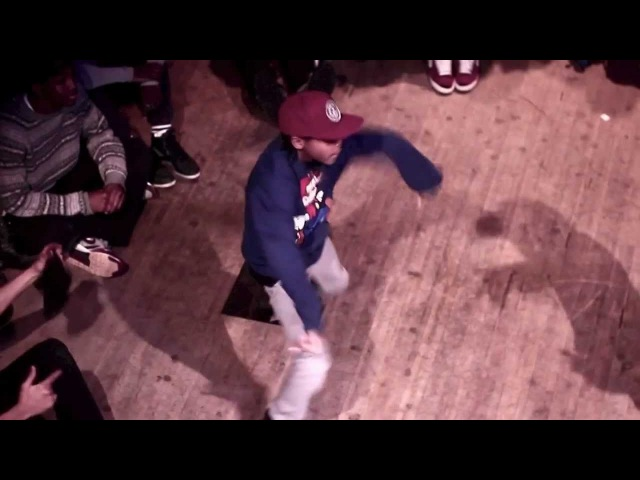 Rubix (Criminalz Crew) vs. BenyRock (ZuluKing) - Life's Round Contest Battle