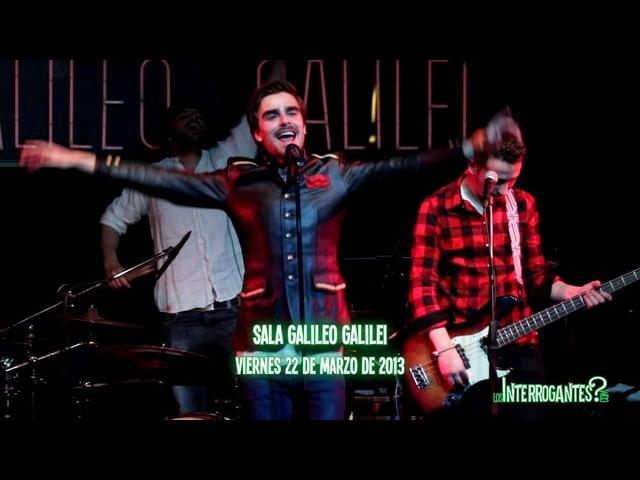 Concierto de Melocos en Madrid | Vídeo de Somos