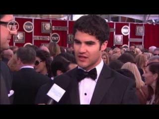 Darren Criss - SAG Awards 2013 Interview