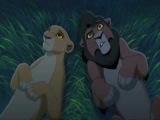 avoir une fille Disney, Le Roi Lion 1&amp2