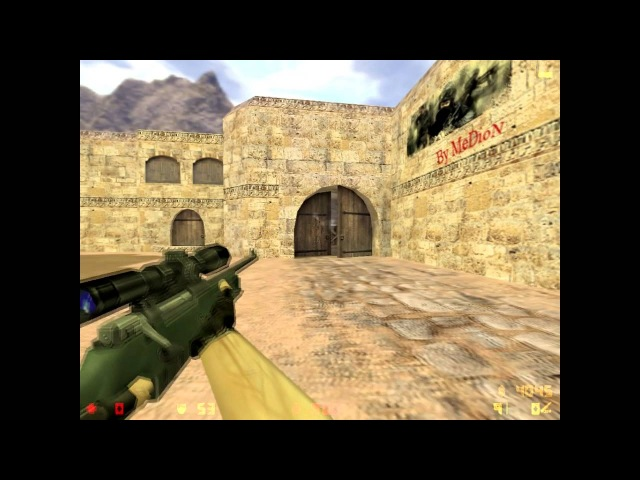 Two wallbang wich awp by FuFi