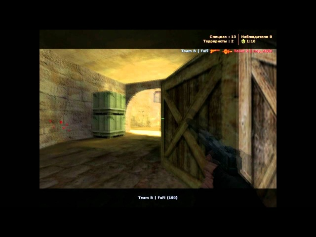 2 Movie by FuFi Пистолетка 4 hs with usp