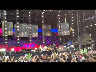 GreenFest - Red Hot Chili Peppers (20.07.2012)