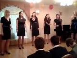 Русские народные песни в исполнении красивых девушек)))