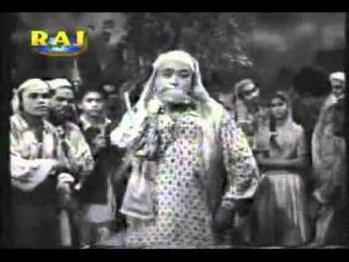 Qawwali - Humein To Loot Liya Milke Husn Vaalon Ne - Ismail Azad Qawwal - Al Hilal [1958]