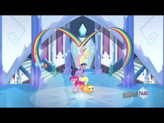 My Little Pony: Friendship is Magic - Season 3, Episode 12 - Games Ponies Play - 1080p HD