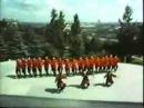 Танец казаков с саблями. Элементы боевого казачьего пляса боевого гопака .