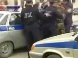 Задержание пьяного водителя в г Грозном