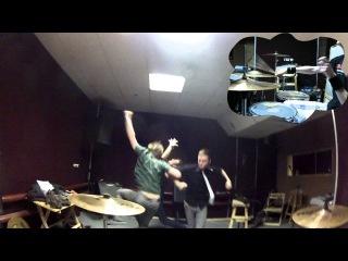 «Blastbeat Drum Contest» Part 1, Гуляев Сергей Сергеевич, 18 лет, г.Новосибирск (Just So Story - Dance while drumming)
