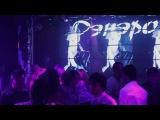 Интро концерта Дэнэро в ночном клубе