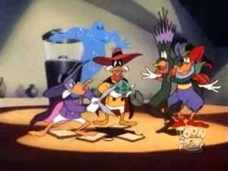 Darkwing: {Beat It}