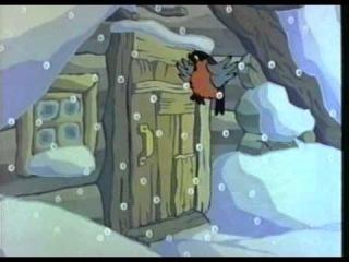 Добрые русские мультфильмы. Зимняя сказка