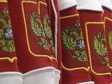 В Москве представили форму, в которой российская команда будет выступать на Олимпиаде в Лондоне - Первый канал